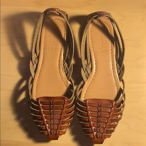 J. Crew Factory Huarache sandals